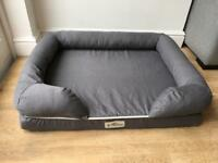 Pet Fusion Dog Bed (nearly new)