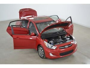 2017 Hyundai Accent GLS Mags*Toit Ouvrant*Bluetooth*Sieges Chauf