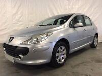 2006 Peugeot 307 1.4 16v (90bhp) S 5dr *** Full Years MOT ***