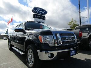 2010 Ford F-150 Lariat | LEATHER | TONNEAU COVER |