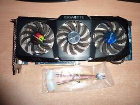 Nvidia GTX 470 Gigabyte