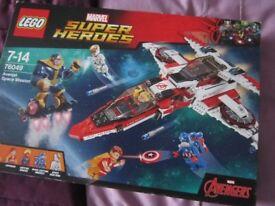 lego marvel super heros,new