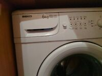 Fridge Freezer, Washing Machine & Ironing Board for sale separately/together - Excellent condition