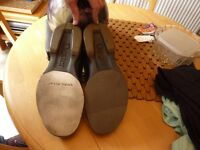 bowling ball & shoes for sale