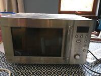 800w microwave
