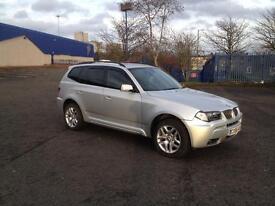 BMW X3 m sport 2.0d 4x4