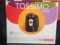 New Bosch Tassimo Fidelia Hot Drinks Machine