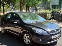 Ford Focus 1.6 Zetec, Petrol, Manual