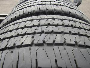 4---LT265/70R17 Firestone TransForce---10 ply