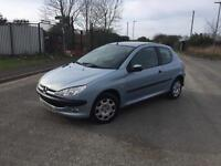 Peugeot 206 first car cheap car