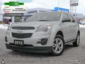 2012 Chevrolet Equinox JUST ARRIVED, FWD 4 CYLINDER