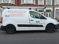 ROBIN ELECTRICAL LTD / LANDLORD CERTIFICATES ONLY £70