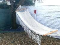 Single hammock £25