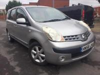 Nissan Note 2006 7400 miles