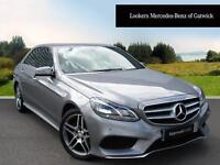 Mercedes-Benz E Class E220 CDI AMG SPORT (silver) 2014-04-25