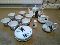 Cera e Noor tea set