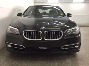 2016 BMW 528i - AWD|SUNROOF|HTD LTHR|PUSH BTN STRT|NAV|REV CAM!