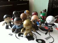 10 COMPLETE STAR WARS MIGHTY MUGGS