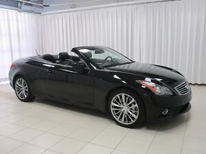 2011 Infiniti G37 G37S CONVERTIBLE HARD TOP COUPE ONLY 53K!!