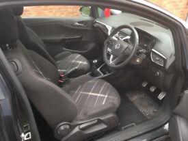 Vauxhall corsa limited edition BARGAIN !!!!!!