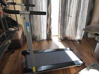 Manual (non motorised) treadmill