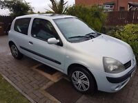 ***2004 Renault Clio 1.5 dci diesel, Great driving wee car only £30 a year tax***