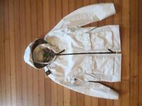 MA Strum Jacket in White - Small RRP £400