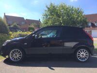 2008 Ford Fiesta 1.6 Zetec S - Petrol, Black, Manual, 3dr