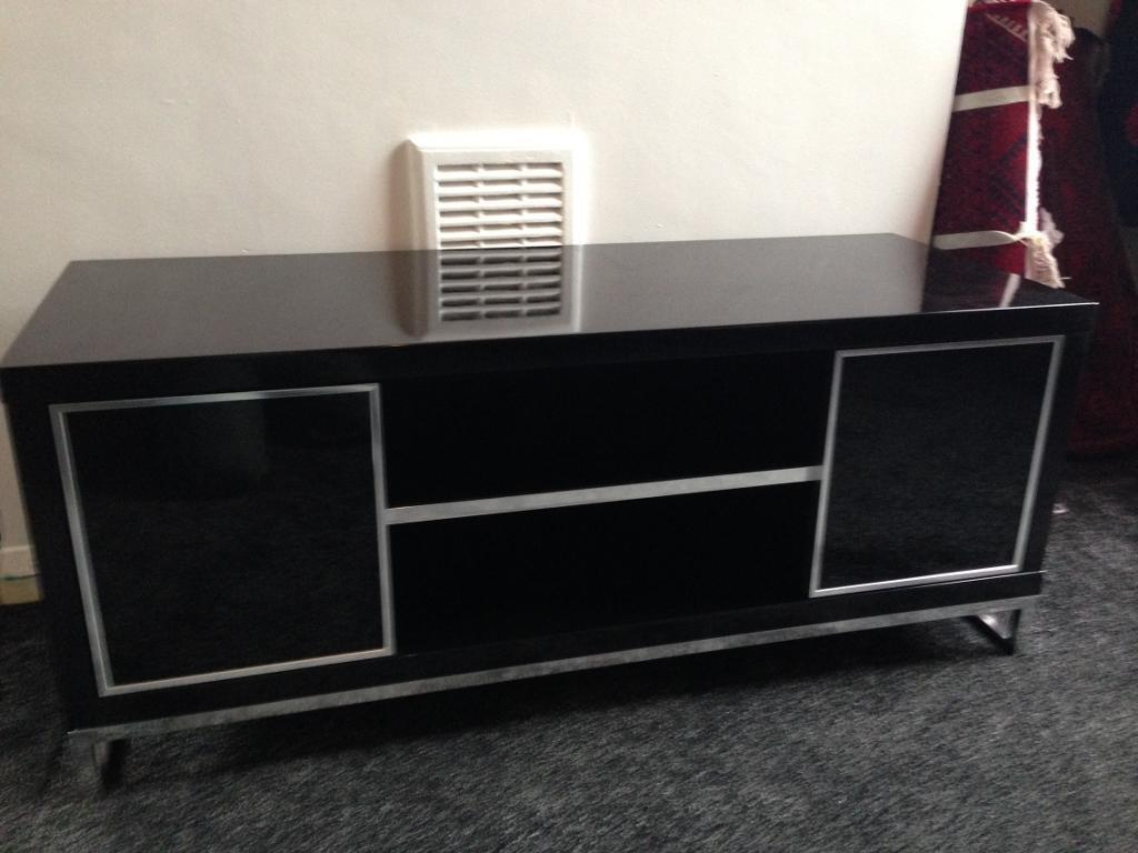 High glass quality TVs cabinet £150