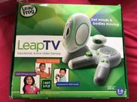 Leap tv video game
