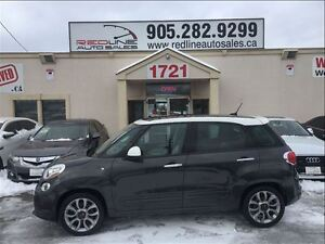 2014 Fiat 500L Sport, Pano Roof, WE APPROVE ALL CREDIT
