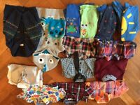 18-24 months bundle, boys clothes, good used condition, 21 items