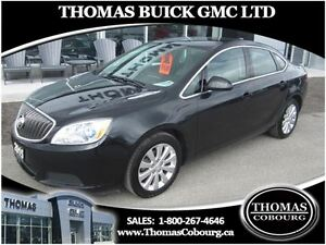 2015 Buick Verano ONE OWNER LOCAL TRADE!