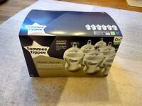 BRAND NEW TOMMEE TIPPE BOTTLES PACK.