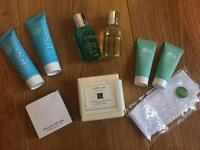 New Body and Bath Beauty Products