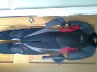 o'Neill wet suit 3/2