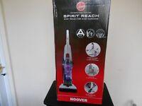 Hoover Spirit Reach Upright Bagless Vacuum Cleaner