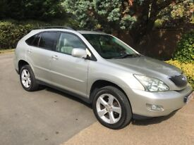 Lexus RX300 - Automatic - full service history - may part exchange