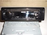 CAR STEREO KENWOOD CD player USB/IPOD/MP3
