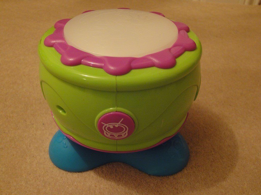 Grow & Play Spinning Drum