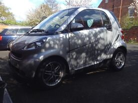 Smart Fortwo GB 10 Limited Edition 2010