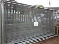 herras security fence