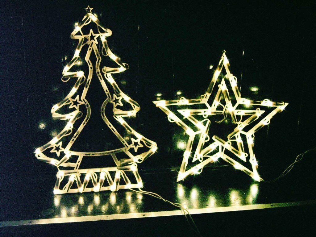 christmas lights indoor christmas tree light and christmas star for window or wall