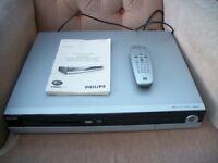 PHILIPS HARD DISK/DVD RECORDER DVDR3440H/05 80GB