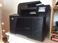 HP LaserJet Pro 200 M276nw All-in-One Colour Wireless Printer w/ fresh ink