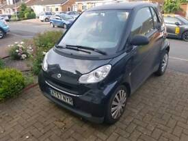 Smart for Two, Automatic, 57 plate (2008), 55k miles