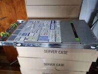 Sun X4170 1U Rack Server