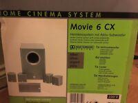 BRAND NEW CANTON home cinema 5.1 Surround Sound System
