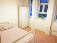 ****4 LARGE rooms in SAME house in STOKE Newington/ CLAPTON