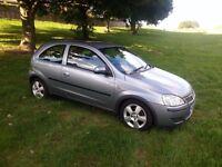 Vauxhall CORSA 1.3 CDTI '04 3DOOR 79k Mileage